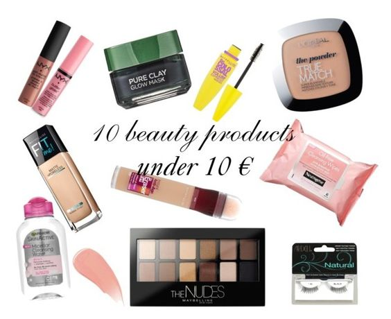 10 products under 10 euro