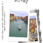 7 неща, които ме изненадаха в Италия