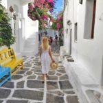 Гръцки острови: Парос - разходка из Парикиа