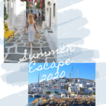 Гръцки острови: Парос